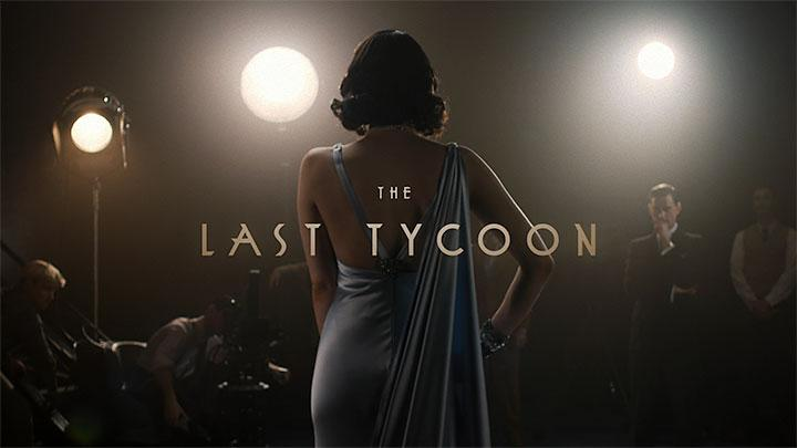 The Last Tycoon › Main Title Sequence