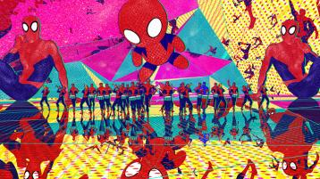 Spider-Man › Into the Spider-Verse End Titles